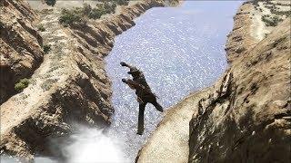 Falling Off Cliffs - Red Dead Redemption