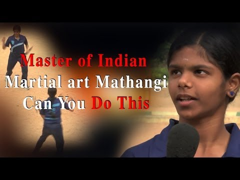 Master of Indian martial art - Mathangi - Must watch - Can you Do this? Redpix 24x7  #Silambam #indianmartialart #swordfight  Track name : Tidal wave Artist : Silent partner Album : Youtube audio library  http://www.ndtv.com BBC Tamil: http://www.bbc.co.uk/tamil INDIAGLITZ :http://www.indiaglitz.com/channels/tamil/default.asp  ONE INDIA: http://tamil.oneindia.in BEHINDWOODS :http://behindwoods.com VIKATAN http://www.vikatan.com the HINDU: http://tamil.thehindu.com DINAMALAR: www.dinamalar.com MAALAIMALAR http://www.maalaimalar.com/StoryListing/StoryListing.aspx?NavId=18&NavsId=1 TIMESOFINDIA http://timesofindia.indiatimes.com http://www.timesnow.tv HEADLINES TODAY: http://headlinestoday.intoday.in PUTHIYATHALAIMURAI http://www.puthiyathalaimurai.tv VIJAY TV:http://www.youtube.com/user/STARVIJAY  -~-~~-~~~-~~-~- Please watch: