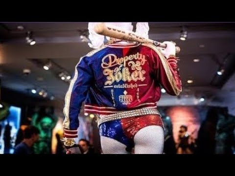 SUICIDE SQUAD: The Making Of Harley Quinn's Costume