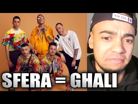 CHARLIE CHARLES - CALIPSO Feat Sfera Ebbasta, Fabri Fibra, Mahmood & Dardust (Reaction)