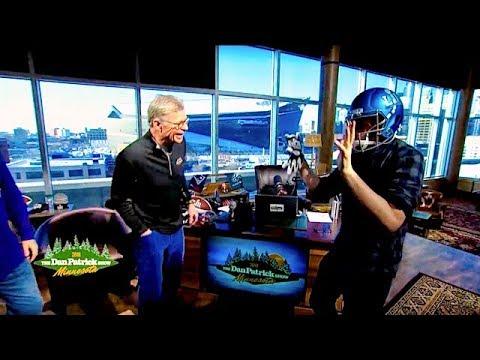 "Dan Marino Pass Injures ""Some Guy"" on the Dan Patrick Show | 1/31/18"
