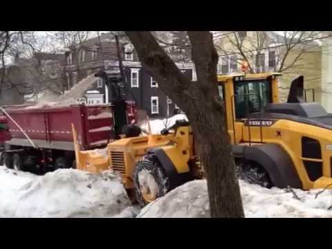Somerville, MA Snow Removal