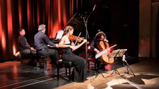 "ATOS Trio: Beethoven Piano Trio in Bb-Major, op.11 ""Gassenhauer"" - live"