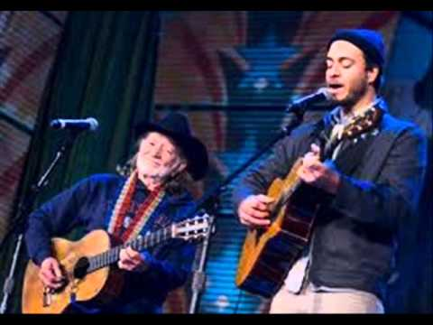 Amos Lee - Behind Me Now + El Camino Reprise (featuring Willie Nelson)