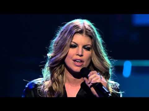 Fergie - Finally (Live At American Idol)