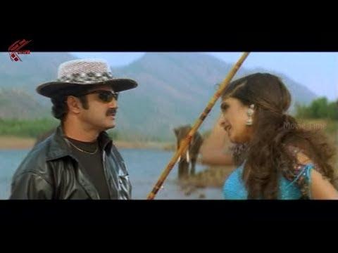 Balakrishna & Anjala Zaveri & Sudhakar Comedy   Bhalevadivi Basu Movie