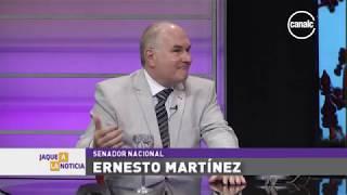 """Ernesto Martínez: """"La emergencia no implica un plan económico"""""""
