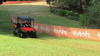 Video still for Kubota Introduces RTV-XG850 During Georgia Event