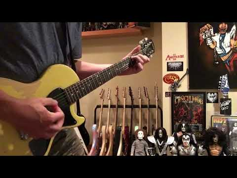 Guitar Cover - Waiting On A Friend - Pearl Jam - The Rolling Stones - Live Cover - With Guitar Solo