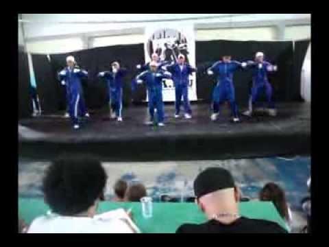 Grupo Conexão Arte e Cultura - Extreme ( F.A.D.U 2012 )