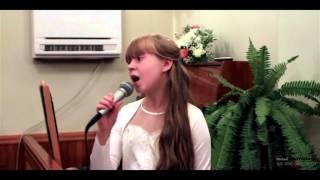 Красивая христианская свадебная песня.Билак Наталия