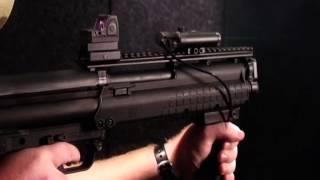 American Rifleman Television - KEL-TEC KSG Review