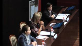 Jornada científica en Zaragoza - Elena Marcos