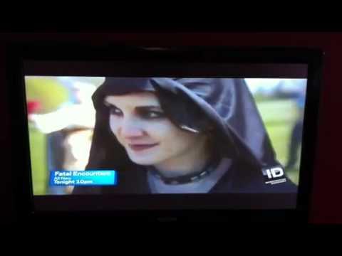 "Christina Saragaglia in ""Fatal Encounters"""