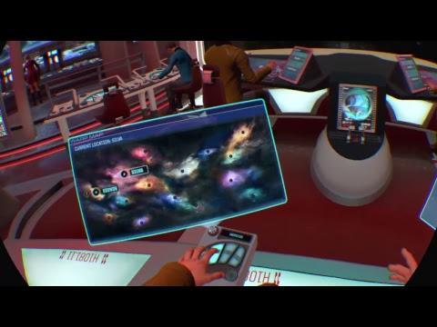 Star Trek Bridge Crew PlayStation VR with Calexus