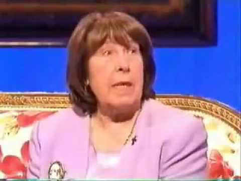 Jane Rossington and Kathy Staff  on The Paul O'Grady  21 April 2005