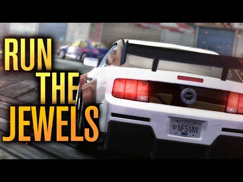 Run The Jewels? | Need for Speed Most Wanted Let's Play #15