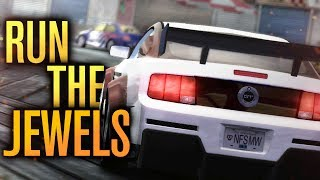 Run The Jewels? | Need for Speed Most Wanted Let
