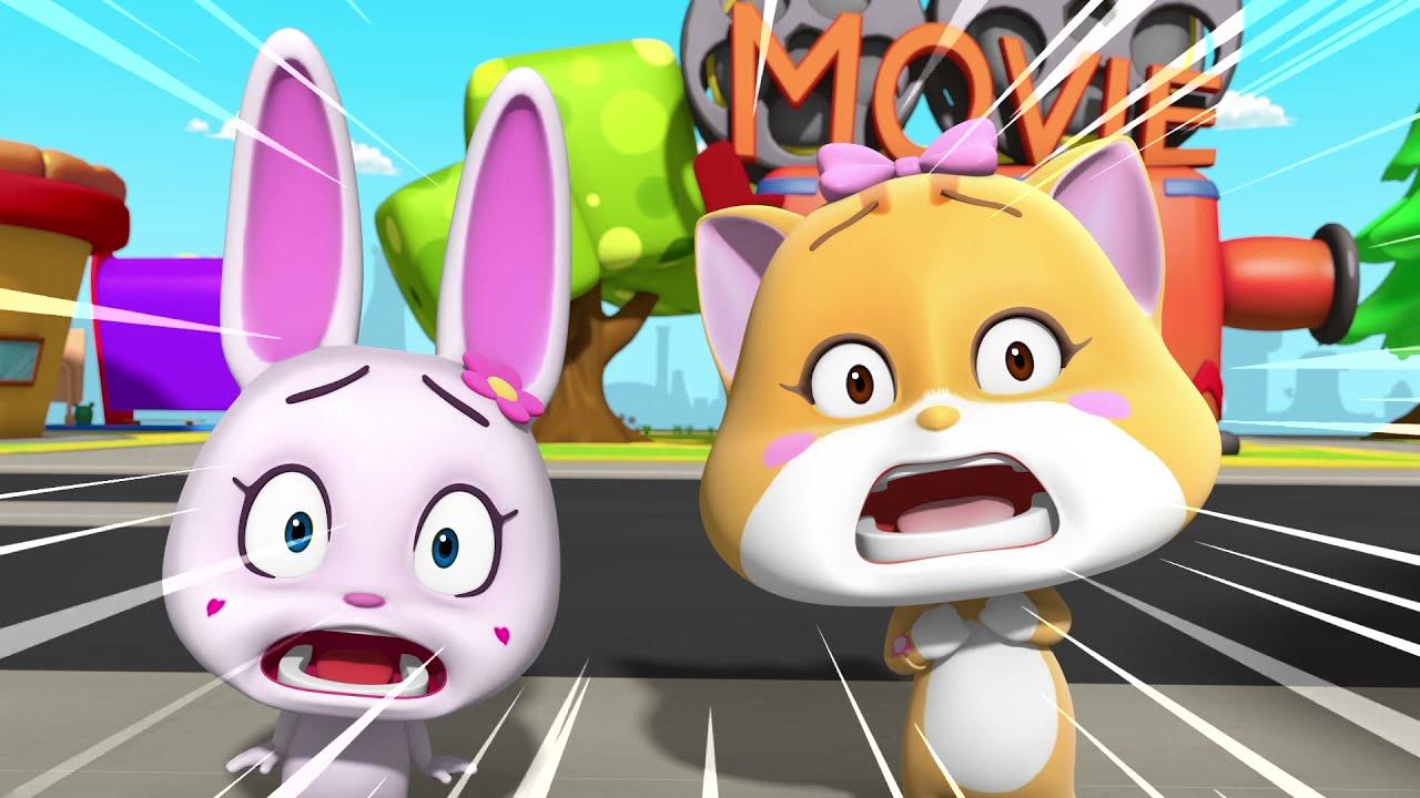 Çılgın Hayvanlar ? | 10. Bölüm | Cumburlop TV | Çizgi Film | Çocuk Filmleri