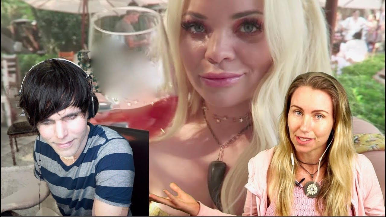Onision and Freelee watch Trisha Paytas together