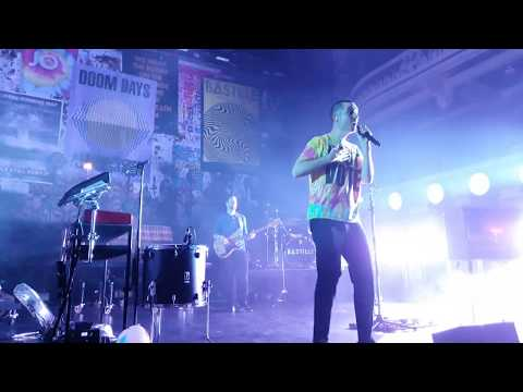 Bastille | Nocturnal Creatures | LIVE [4K] @ St. George's Hall Bradford 03.12.19