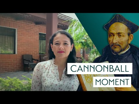 Cannonball  Rosario Martinez - Discovering the incarnated Christ in the poor communities