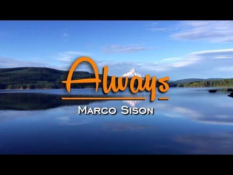 Always - Marco Sison (KARAOKE VERSION)