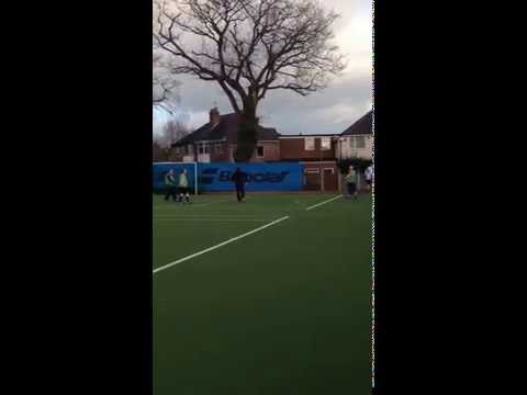 Walking Football Hall Green Birmingham UK