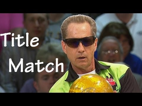 2013 Barbasol PBA TOC Title Match
