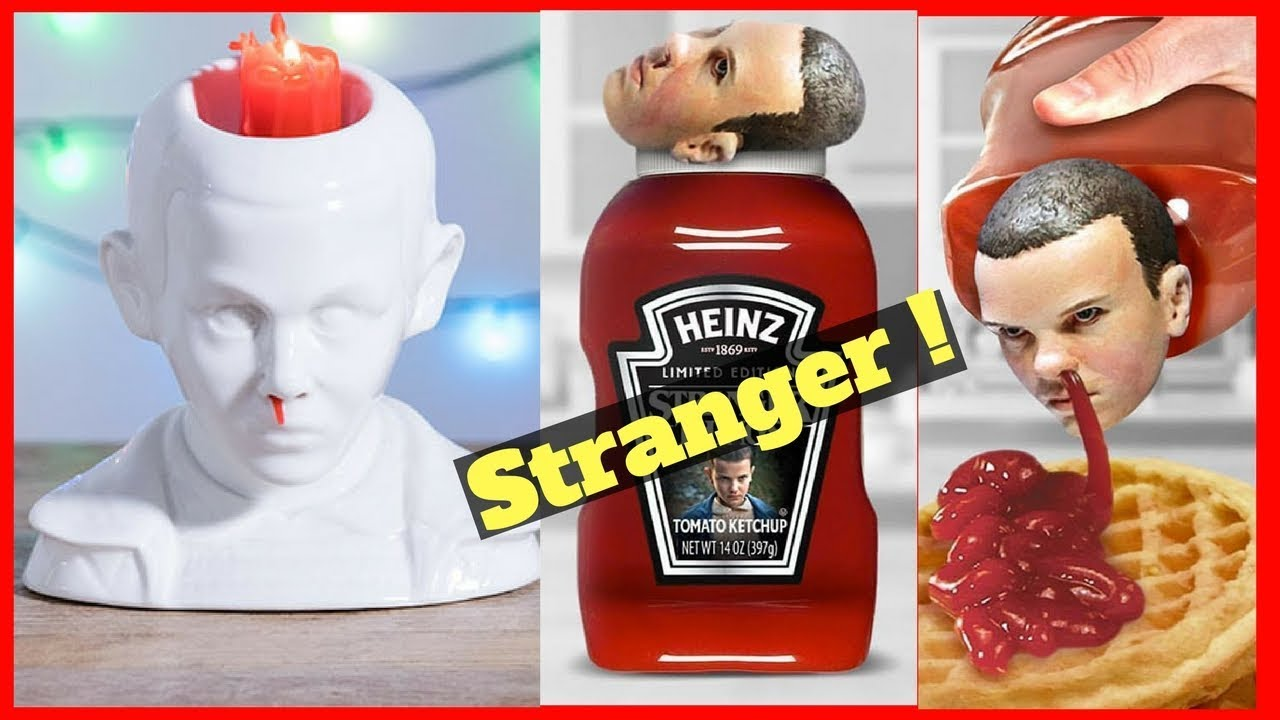 Cool Stranger Things Products And Concepts That Every