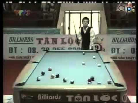 Xem video clip Diễn biến giải Bia Snooker VĐQG 2009   Video hấp dẫn   Clip hot   bbcues vn