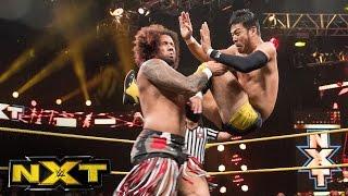 Hideo Itami vs. Sean Maluta: WWE NXT, Aug.3, 2016
