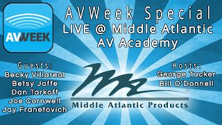 Middle Atlantic has been celebrating AV month with a series of week...