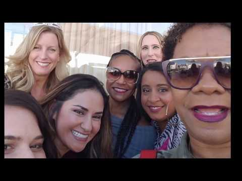 "Wendy's Birthday Bash at Louis Vuitton store in Beverly Hills, Ca ""Vlog"""