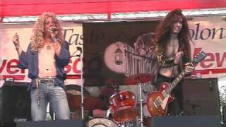 """Kashmir / Led Zeppelin Tribute Band - """"Over The Hills and Far Away"""""""