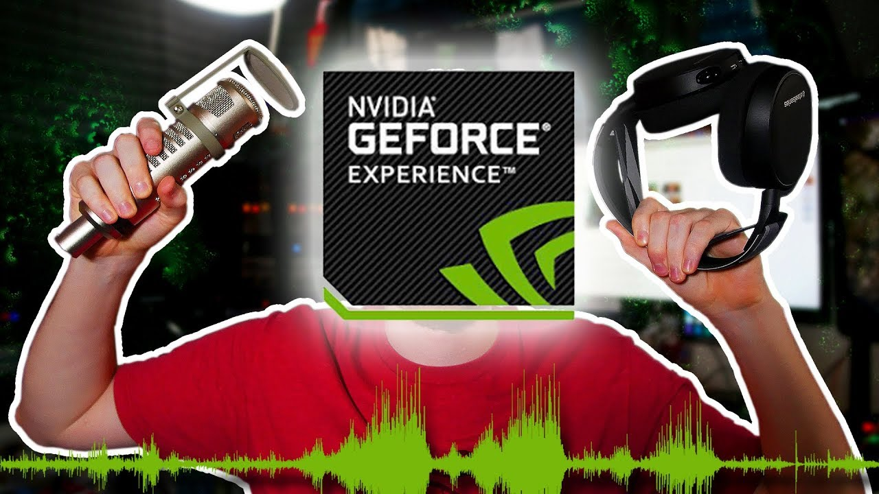 how to record with nvidia experience