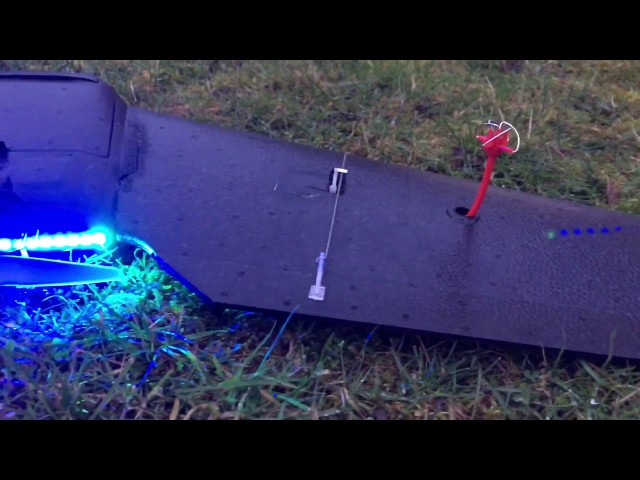 Reptile S800 Sky Shadow iNav v1.6 teaser