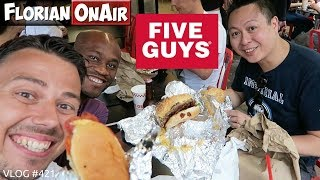On se blinde de FIVE GUYS, un an après! - VLOG #421