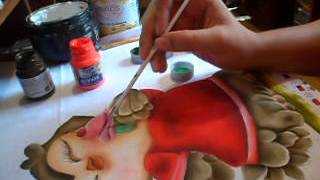 Como pintar uma coruja 2