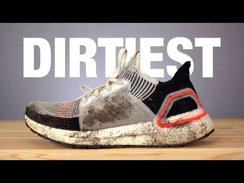 Cleaning Dirty Ultra Boosts! How to Clean Knit Sneakers