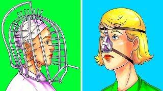 10 gefährliche Beauty-Erfindungen, die der Vergangenheit angehören