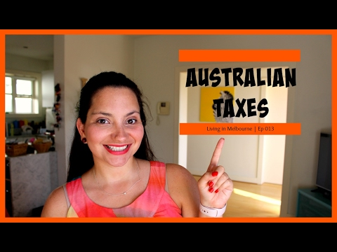 Taxes in Australia   Living in Melbourne Ep 013   Spanish Subtitles