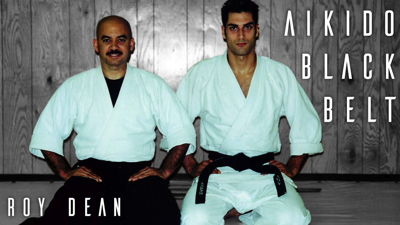 Aikido Black Belt Exam By Roy Dean Youtube
