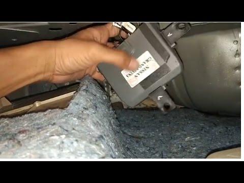 Mengatasi Masalah Sensor Parkir Pada Mobil Youtube