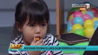 Montessori, Metode Belajar Asyik bagi Anak (Bag. 2)