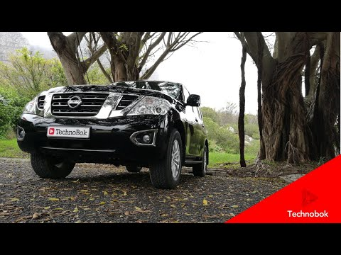 Nissan Patrol 5.6 LE Premium (2018) Review – Terrain Conqueror