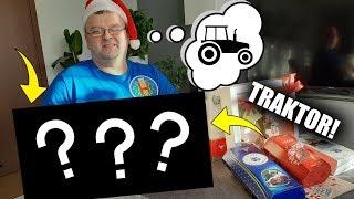 Marek Dostał Traktor Na Święta ☆Otwieramy Prezenty!