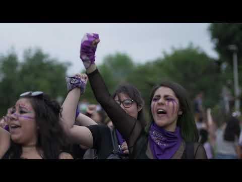 """#8M - Guadalajara - Canción """"Sin miedo"""" de Vivir Quintana #JuntasSomoMásFuertes"""