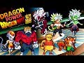 DRAGON POWER WORLD - SUPER SAIYAJIN 5, BATALHA INFINITA 250 ZENI, OZZARU E 5 QUATRILHÃO DE KI