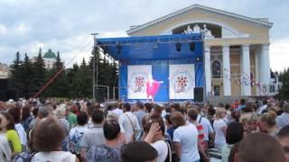 Марийские песни №12 Пеледыш пайрем Й-Ола 25.06.16г